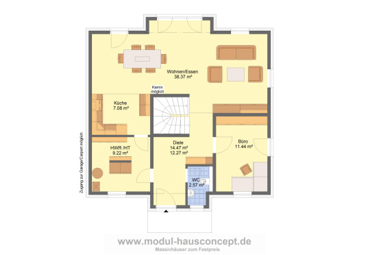 einfamilienhaus 120 qm eingang rechts die neuesten innenarchitekturideen. Black Bedroom Furniture Sets. Home Design Ideas